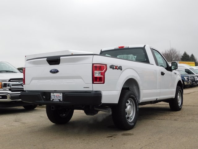 2018 F-150 Regular Cab 4x4,  Pickup #FT12292 - photo 7