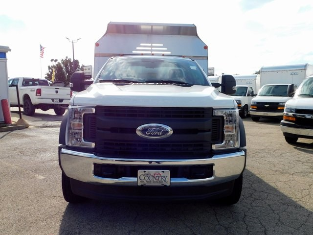 2019 F-550 Regular Cab DRW 4x4,  Monroe Dump Body #FT12305 - photo 9