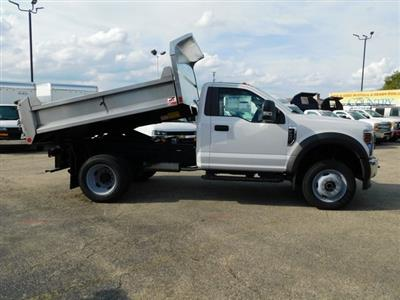 2019 F-550 Regular Cab DRW 4x4,  Monroe MTE-Zee SST Series Dump Body #FT12305 - photo 3