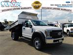 2019 F-550 Regular Cab DRW 4x4,  Monroe MTE-Zee SST Series Dump Body #FT12305 - photo 1