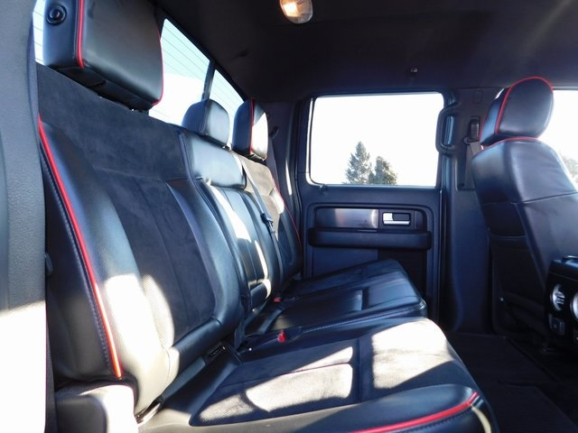 2013 F-150 SuperCrew Cab 4x4,  Pickup #FT12312B - photo 14