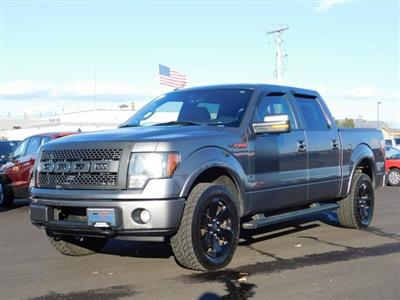 2013 F-150 SuperCrew Cab 4x4,  Pickup #FT12312B - photo 9