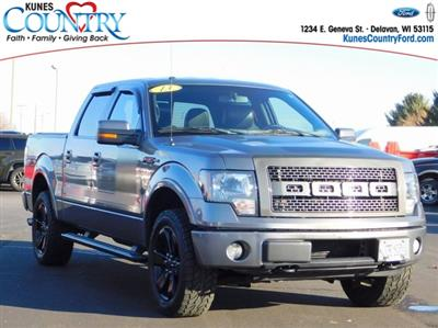 2013 F-150 SuperCrew Cab 4x4,  Pickup #FT12312B - photo 1