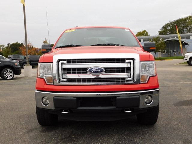 2013 F-150 Super Cab 4x4,  Pickup #FT12319A - photo 8