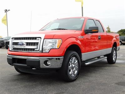 2013 F-150 Super Cab 4x4,  Pickup #FT12319A - photo 7