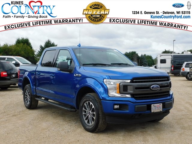 2018 F-150 SuperCrew Cab 4x4,  Pickup #FT12320 - photo 1