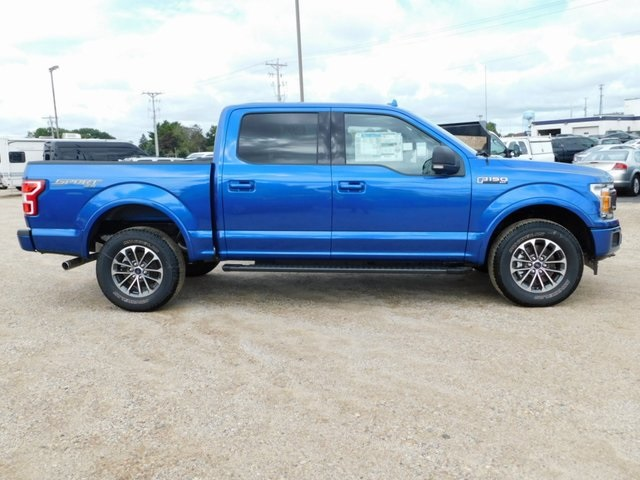 2018 F-150 SuperCrew Cab 4x4,  Pickup #FT12320 - photo 3
