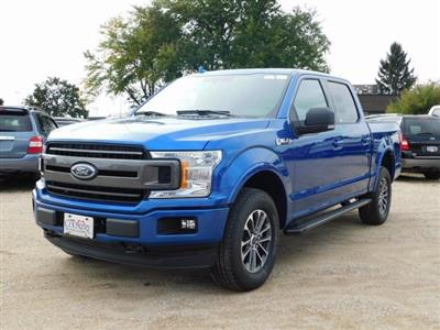 2018 F-150 SuperCrew Cab 4x4,  Pickup #FT12320 - photo 9