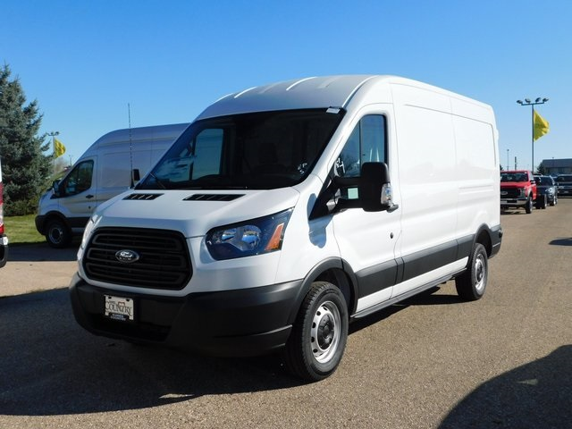 2019 Transit 250 Med Roof 4x2,  Empty Cargo Van #FT12328 - photo 8