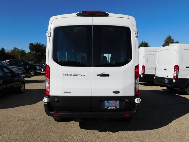2019 Transit 250 Medium Roof 4x2,  Empty Cargo Van #FT12328 - photo 7
