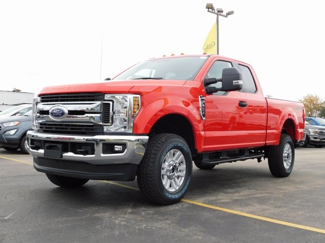 2019 F-250 Super Cab 4x4,  Western Pickup #FT12331 - photo 8