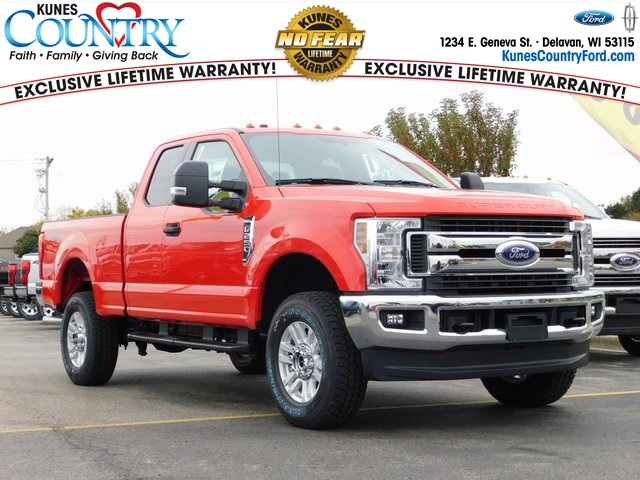 2019 F-250 Super Cab 4x4,  Pickup #FT12331 - photo 1