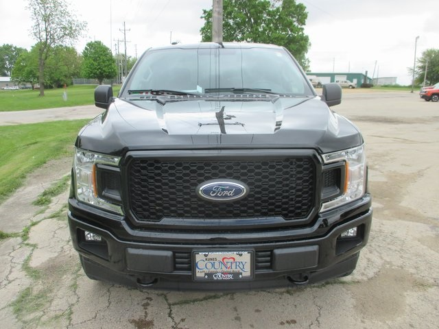 2018 F-150 SuperCrew Cab 4x4,  Pickup #FT12338 - photo 13