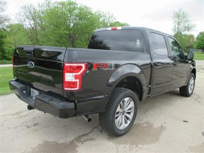 2018 F-150 SuperCrew Cab 4x4,  Pickup #FT12338 - photo 2