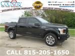 2018 F-150 SuperCrew Cab 4x4,  Pickup #FT12338 - photo 1