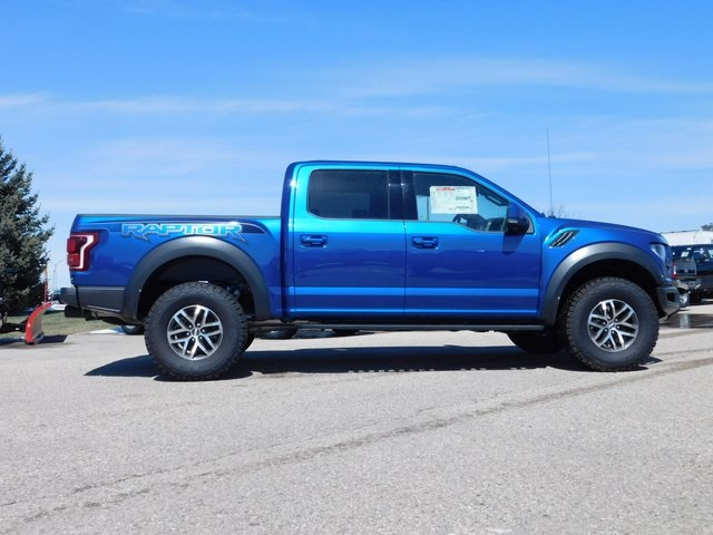 2018 F-150 SuperCrew Cab 4x4,  Pickup #FT12340 - photo 3