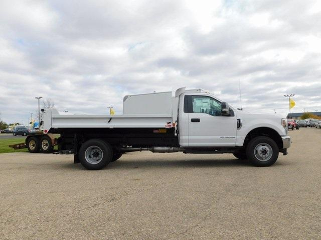 2019 F-350 Regular Cab DRW 4x4,  Monroe MTE-Zee Dump Body #FT12346 - photo 3