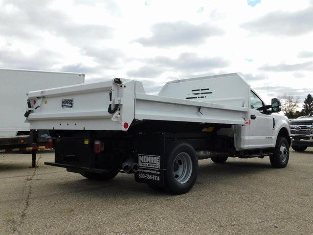 2019 F-350 Regular Cab DRW 4x4,  Monroe Dump Body #FT12346 - photo 1