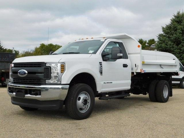 2019 F-350 Regular Cab DRW 4x4,  Monroe MTE-Zee Dump Body #FT12346 - photo 8