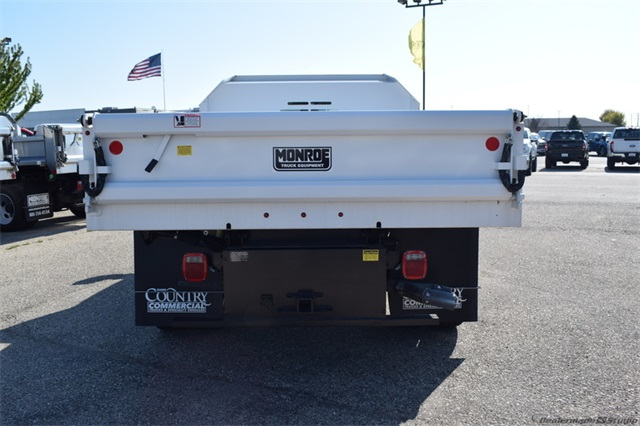 2019 F-350 Regular Cab DRW 4x4,  Monroe Dump Body #FT12346 - photo 4