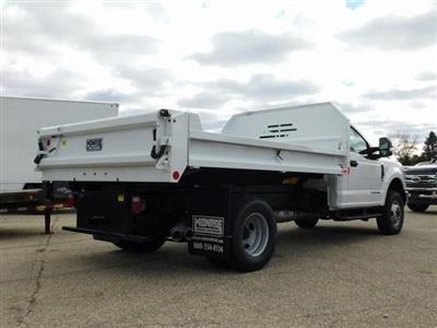 2019 F-350 Regular Cab DRW 4x4,  Monroe MTE-Zee Dump Body #FT12346 - photo 2