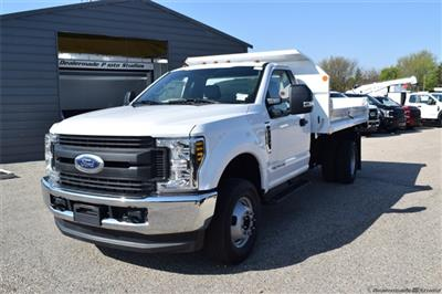2019 F-350 Regular Cab DRW 4x4,  Monroe MTE-Zee Dump Body #FT12346 - photo 5