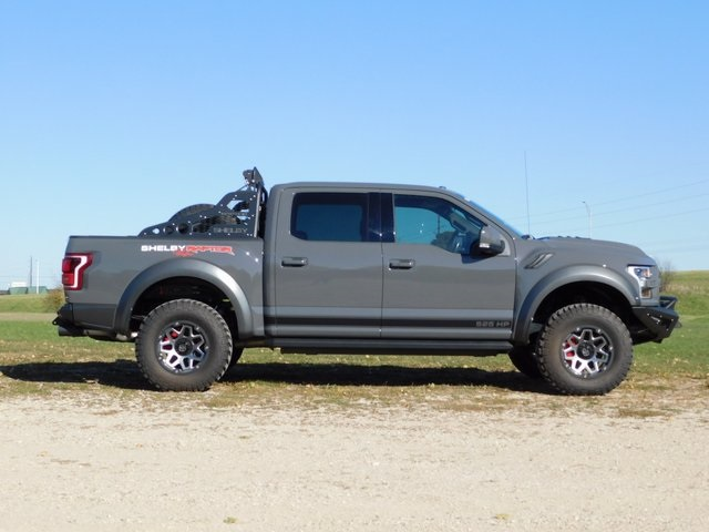 2018 F-150 SuperCrew Cab 4x4,  Pickup #FT12350 - photo 3