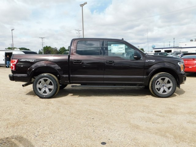 2018 F-150 SuperCrew Cab 4x4,  Pickup #FT12353 - photo 3