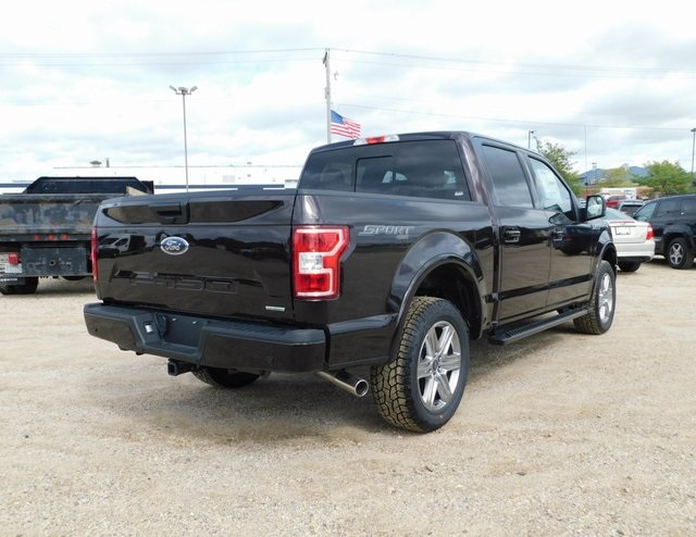 2018 F-150 SuperCrew Cab 4x4,  Pickup #FT12353 - photo 2