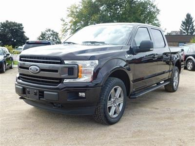 2018 F-150 SuperCrew Cab 4x4,  Pickup #FT12353 - photo 8