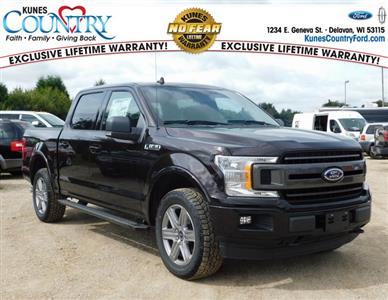 2018 F-150 SuperCrew Cab 4x4,  Pickup #FT12353 - photo 1