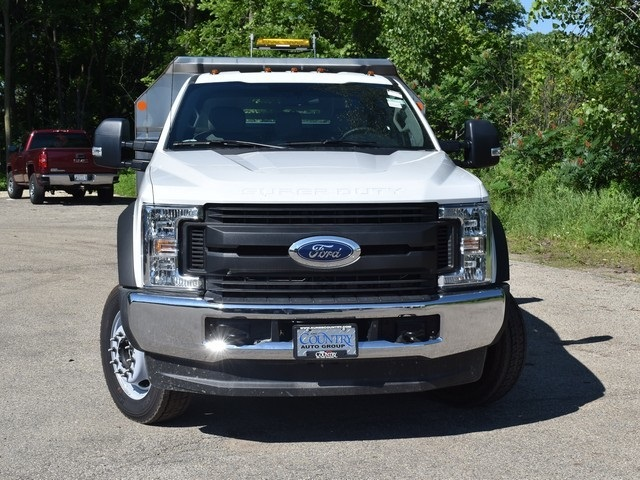 2018 F-450 Super Cab DRW 4x4,  Dump Body #FT12366 - photo 7