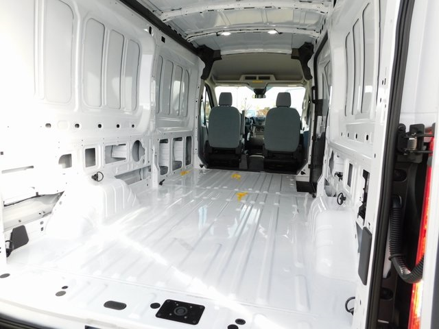 2019 Transit 250 Medium Roof 4x2,  Empty Cargo Van #FT12371 - photo 2