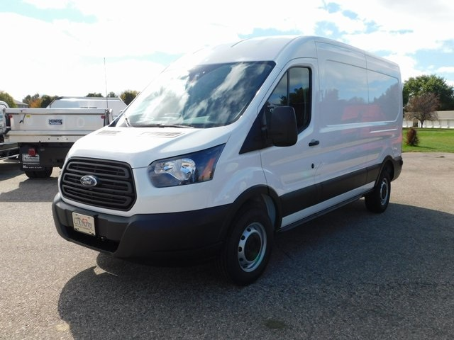 2019 Transit 250 Med Roof 4x2,  Empty Cargo Van #FT12371 - photo 9