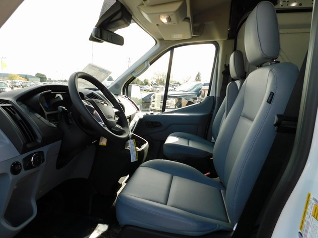 2019 Transit 250 Med Roof 4x2,  Empty Cargo Van #FT12371 - photo 12