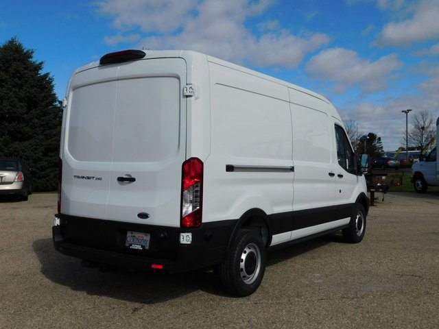 2019 Transit 250 Med Roof 4x2,  Empty Cargo Van #FT12371 - photo 7