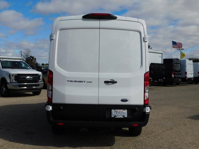 2019 Transit 250 Med Roof 4x2,  Empty Cargo Van #FT12371 - photo 8