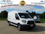 2019 Transit 250 Medium Roof 4x2,  Empty Cargo Van #FT12371 - photo 1
