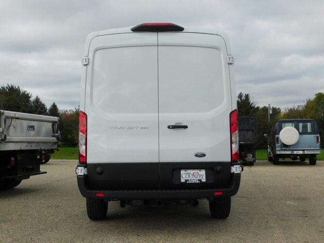 2019 Transit 250 Med Roof 4x2,  Empty Cargo Van #FT12372 - photo 8