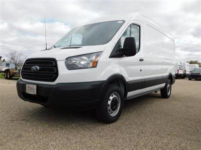 2019 Transit 250 Med Roof 4x2,  Empty Cargo Van #FT12372 - photo 9