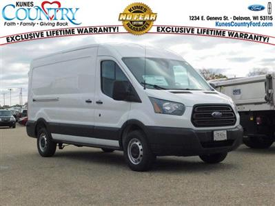 2019 Transit 250 Med Roof 4x2,  Empty Cargo Van #FT12372 - photo 1
