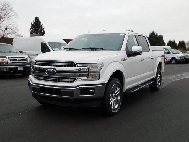 2018 F-150 SuperCrew Cab 4x4,  Pickup #FT12380 - photo 8