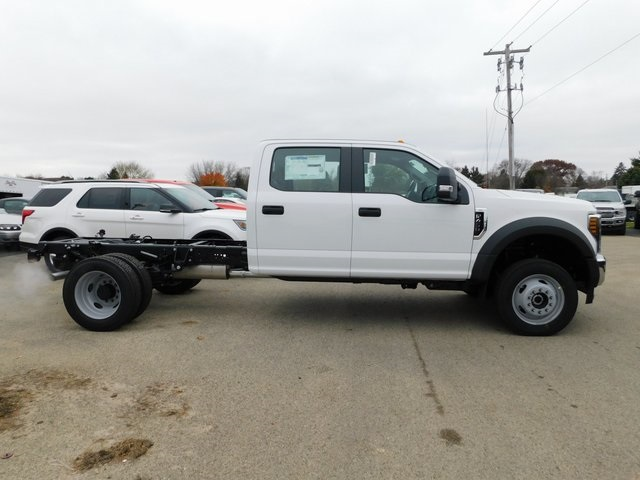 2019 F-450 Crew Cab DRW 4x4,  Cab Chassis #FT12385 - photo 3