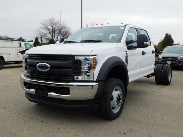 2019 F-450 Crew Cab DRW 4x4,  Cab Chassis #FT12385 - photo 7