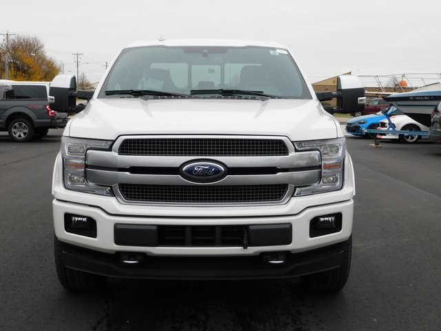 2018 F-150 SuperCrew Cab 4x4,  Pickup #FT12408 - photo 9