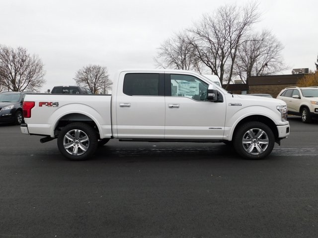 2018 F-150 SuperCrew Cab 4x4,  Pickup #FT12408 - photo 3