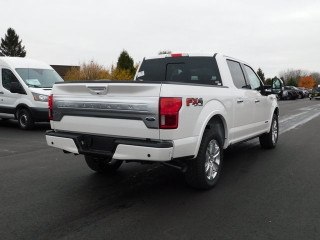 2018 F-150 SuperCrew Cab 4x4,  Pickup #FT12408 - photo 2