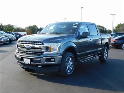 2018 F-150 SuperCrew Cab 4x4,  Pickup #FT12410 - photo 8