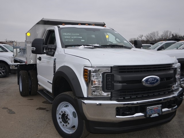 2019 F-450 Regular Cab DRW 4x4,  Dump Body #FT12417 - photo 10