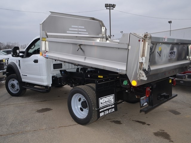 2019 F-450 Regular Cab DRW 4x4,  Cab Chassis #FT12417 - photo 15
